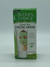 Sudden Change Green Tea Therapeutic Facial Mask with Antioxidants 3.4oz  - $8.90