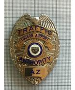 Tucson Arizona Airport Traffic Authority Obsolete Badge - $450.00