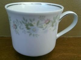 Johann Haviland Bavaria Germany floral china tea dinner coffee cup vintage - $19.42