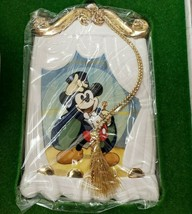 """Walt Disney Collectors Society 1997 Ornament """"On With The Show"""" Magician... - $18.70"""