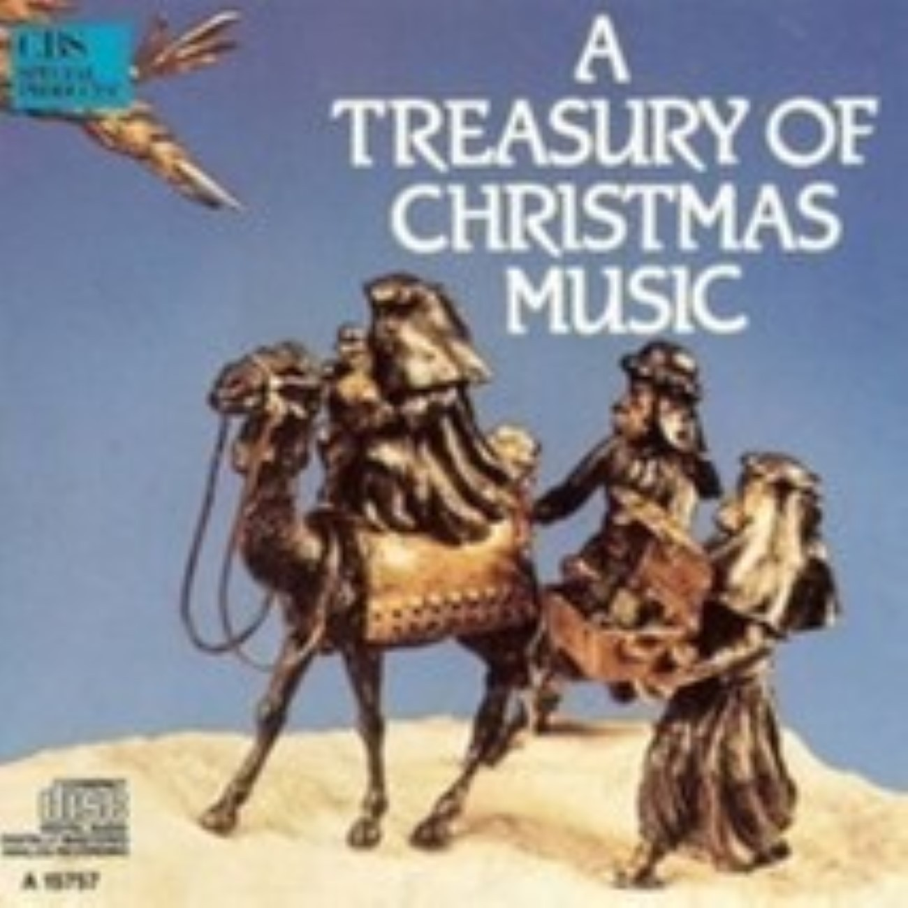 A Treasury of Christmas Music by Various Cd