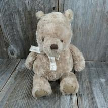 Winnie The Pooh Bear Plush Classic Disney Stuffed Animal Baby Ribbon Sew... - $39.59