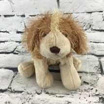 Ganz Webkinz Cocker Spaniel Plush Brown Shaggy Stuffed Puppy Dog  - $9.89