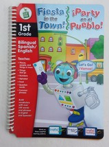 Leap Frog LeapPad Fiesta in the House Book and Cartridge Bilingual Spanish - $8.99