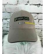 Phoenix Contact Mens One Sz Hat Gray Adjustable Classic Baseball Crew Cap - $14.84