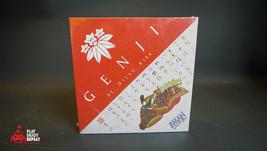 Genji 2008 Z-Man Games Board Game Fast Free Uk Postage - $17.61