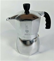 Bialetti Dama Espresso Maker 1 Cup Use on Stovetop Made in Italy - $19.79