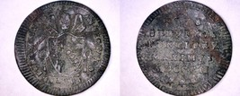 1802-IIR Italian States Papal States 1 Quattrino World Coin - Pius VII - $39.99