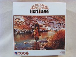 Heritage 1000 Piece Jigsaw Puzzle: October Sun - $25.73