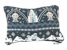 Disney Parks Frozen 2 Sided Woven Throw Pillow - $34.95