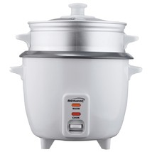 Brentwood Appliances TS-380S 10-Cup Rice Cooker with Steamer - $56.44