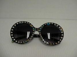 Femmes Prada Lunettes de Soleil Rondes avec Émaillé Style Spr29qsk Tkf-Oa7 image 6