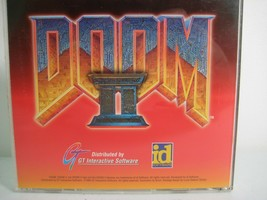 Doom II - Hell On Earth 1994 PC CD Game image 2
