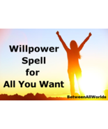 kjg Willpower Spell For All You Want Change Your Life Betweenallworlds R... - $159.00