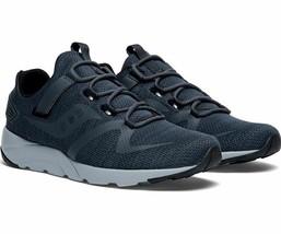 Saucony Grid 9000 MOD Men's Shoe Black/Dark Grey, Size 6 M - $55.43