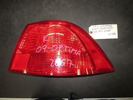 09 10 KIA OPTIMA RIGHT PASSENGER SIDE TAIL LIGHT *See item* - $89.10
