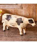Melrose International The Lakeside Collection Farm Animal Sculptures - Cow  - $8.74