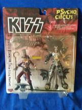 1998 McFarlane KISS Psycho Circus Gene Simmons and The Ringmaster - $14.20