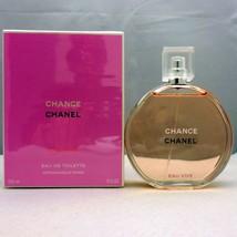 Chanel Chance Eau Vive Eau De Toilette Spray 150 ML/5 Oz. NIB-CH126570 - $138.11