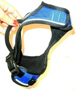 PetSafe EasySport Blue Dog Harness, Extra Small , EUC NO BOX -  USA MADE! - €9,54 EUR