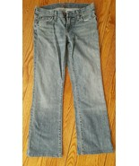 7 SEVEN FOR ALL MANKIND Light Wash Bootcut Women's Jeans Size 28 EUC - $14.80