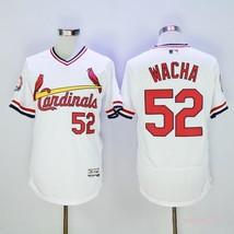 Swen Logo St. Louis Cardinals 52 Michael Wacha White Pullover Flexbase J... - €39,93 EUR