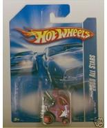 Hot Wheels 2008 All Stars 056 Hyper Mite Purple 5sp_r - $2.51