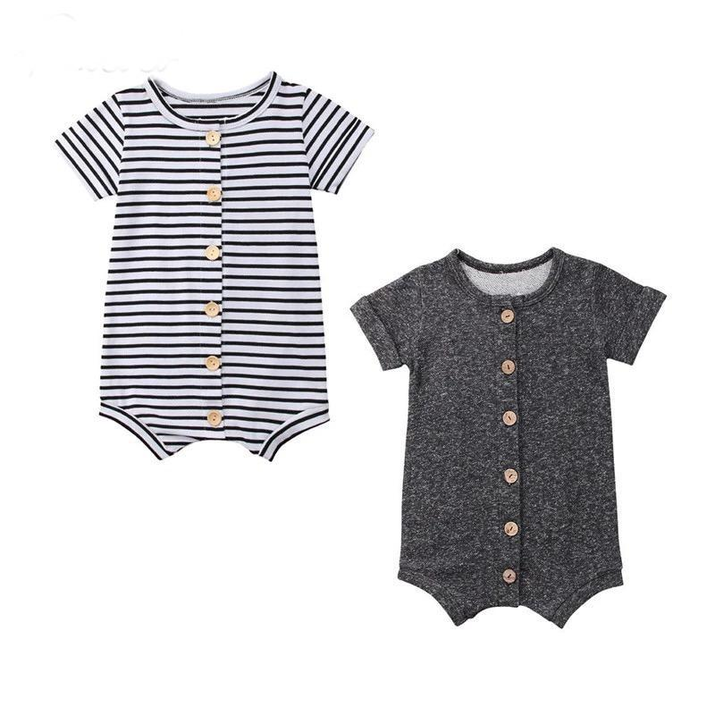 Primary image for Brand new baby boy girl romper clothes