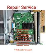 REPAIR SERVICE FOR LG 50PZ550  EAX63546403 NO PICTURE  HDMI - $65.16