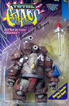 TOTAL CHAOS HOOF 1996 Ultra-Action Figure Series 1 NIP - $21.24