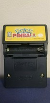 Pokemon Pinball Nintendo Game Boy Color, 1999 Rumble Pack Cartridge Only - $7.27