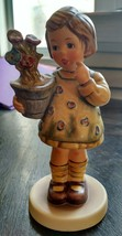"Hummel Figurine ""My Wish is Small"" #463/0 TMK-7 Exclusive Edition - $27.90"