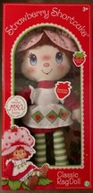 Strawberry Shortcake Classic Rag Doll NIB 12 inch 2016 The Bridge - $39.60