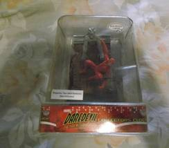 DAREDEVIL FIGURAL CLOCK * MINT IN PACKAGE * VERY COOL & UNOPENED!!! - $30.00