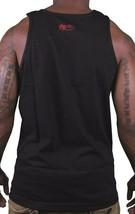 SSUR Russ Kalabrin New York Mens Black Misfit Tank Top Muscle Shirt NWT image 2