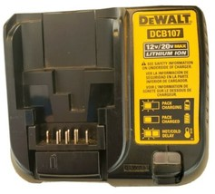 Dewalt DCB107 12/20V Max Li-Ion Battery Charger Replace DCB112 DCB115  Preowned - $15.83