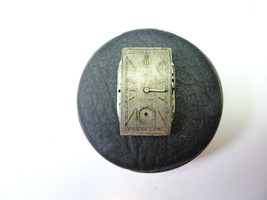 GRUEN 311 VINTAGE WATCH MOVEMENT AND DIAL FOR RESTORATIONS OR PARTS - $91.92