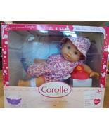Corolle Mon Premier Bébé Bath Girl Floral Bloom Baby Doll FBM73-0 - $38.21