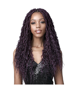 "Bobbi Boss Nu Locs Boho Style Crochet Braiding Hair 2X French Deep 20"" - $10.95"