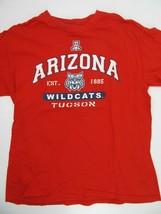 Arizona Gatti Selvatici Tucson Est. 1885 T-Shirt Taglia L - $13.49