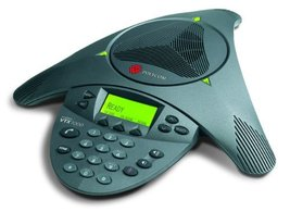 Polycom Audio Sound Station Vtx 1000 Conference Phone With Acoustic Clar... - $699.00
