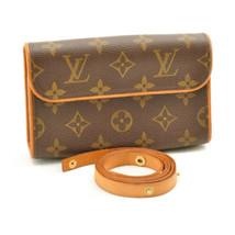 LOUIS VUITTON Monogram Pochette Florentine Bum Bag M51855 LV Auth 8608 - $480.00