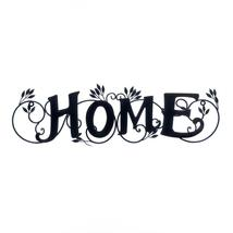 #10017915 *HOME SCROLLING IVY WALL PLAQUE* - $28.92