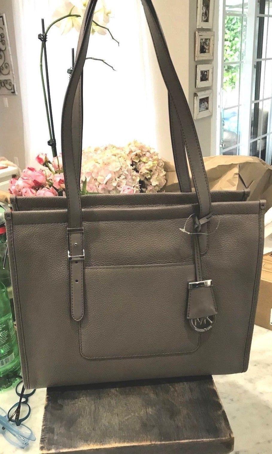 7e4ee53130dc02 Michael Kors Darien Medium Shoulder Tote Bag and 50 similar items