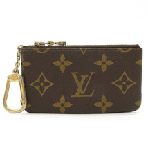 LOUIS VUITTON Monogram Pochette Coin case M62650 Used Excellent conditio... - $359.69