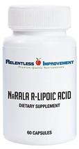 Relentless Improvement Na-R-Ala R-Alpha-Lipoic Acid 300mg Active from 375mg Tota