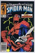 Spectacular Spider-Man #106 ORIGINAL Vintage 1985 Marvel Comics - $9.89