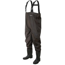 Frogg Toggs Rana II PVC Chest Wader Cleated Sz 10 - $66.46