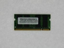 2GB DDR2 SODIMM MEMORY PC2-6400 Laptop Dell Latitude D420 D520 D530 D620