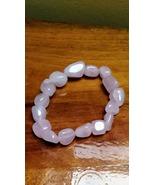 Haunted Rose Quartz Bracelet Empowerment Attunement Love Healing Protection Sex - Freebie